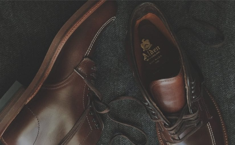 Alden Shoes of New York
