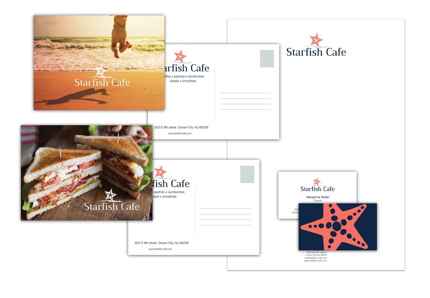 STARFISH-CAFE-BRANDING