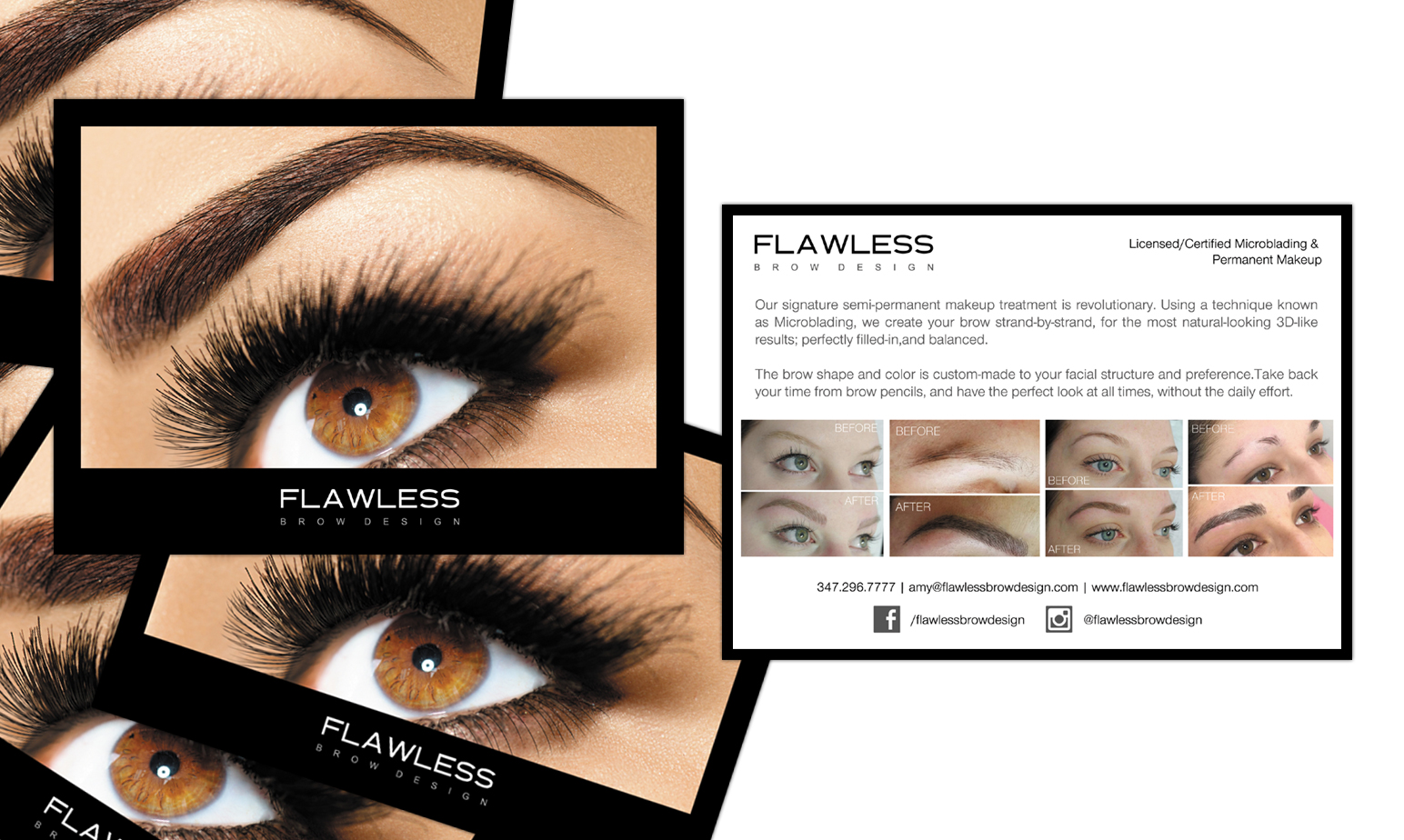 FLAWLESS-POSTCARD