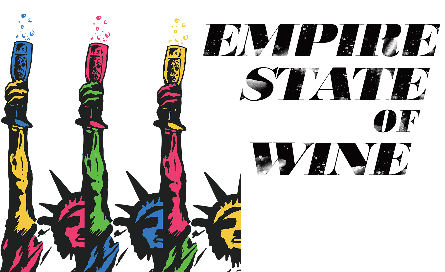 Empire State of Wine Branding Designer