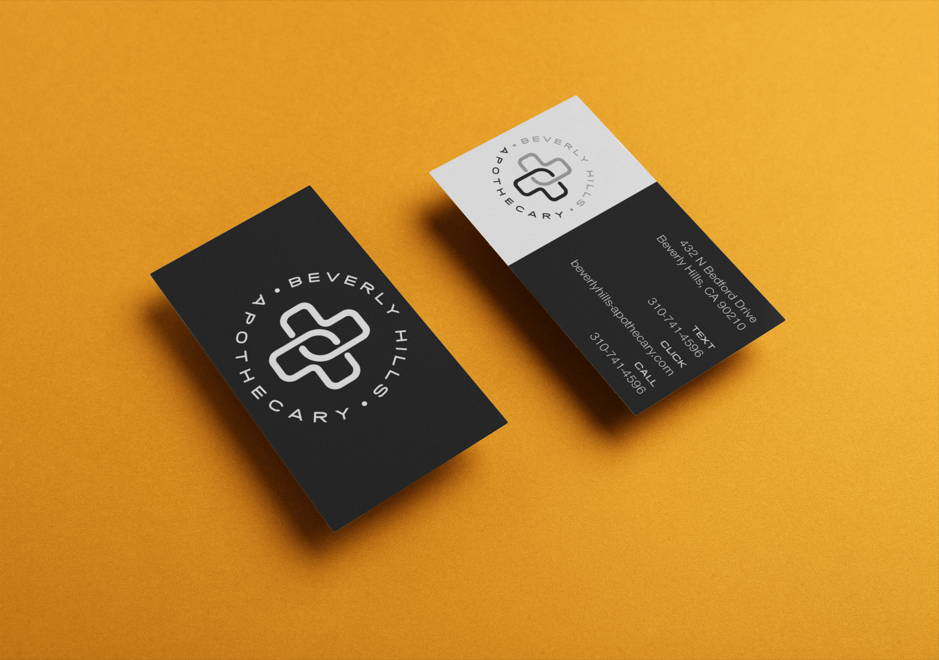 beverly hills apothecary cards