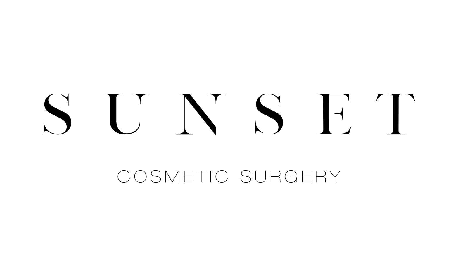 SUNSET Cosmetic Surgery LOGO Los Angeles